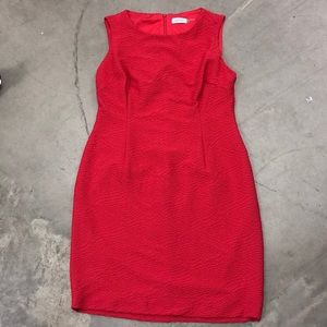 Calvin Klein Coral Dress